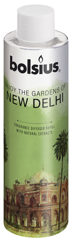 BOLSIUS DIFFUSER REFILL 200ML NEW DELHI (12)