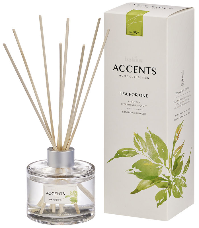 BOLSIUS DIFFUSER TEA FOR ONE 100ML