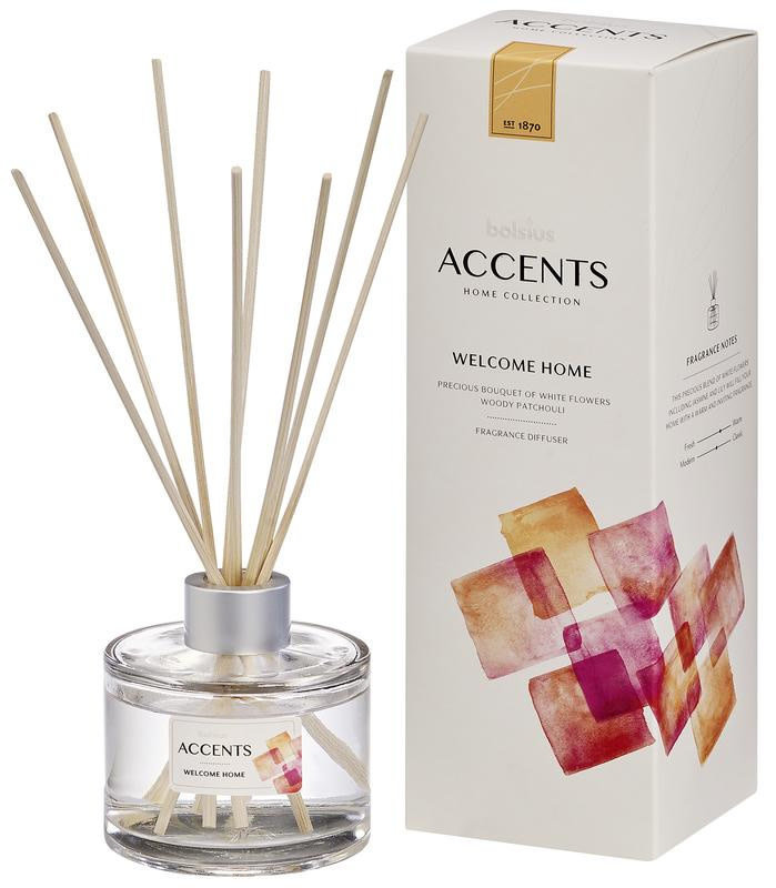 BOLSIUS ACCENT DIFFUSER 100ML WELCOME HOME (6)