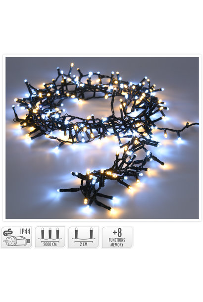 MICROCLUSTER 1000LED 20MTR