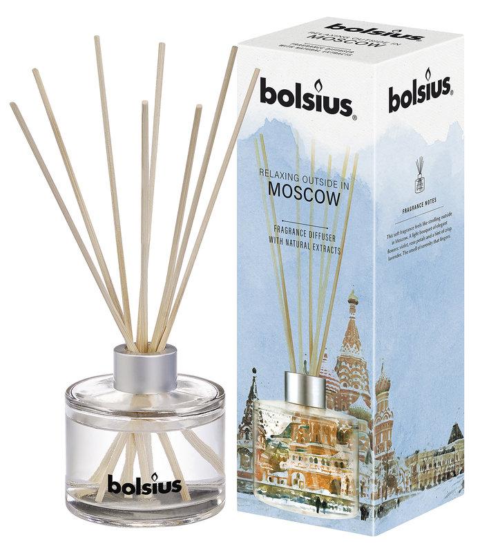 BOLSIUS DIFFUSER  100ML MOSCOW