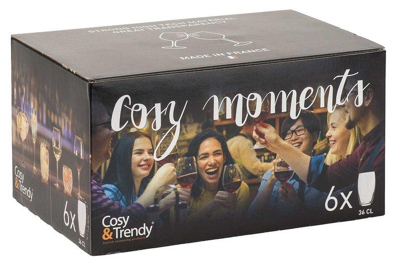 COSY MOMENTS TUMBLER 36CL SET 6