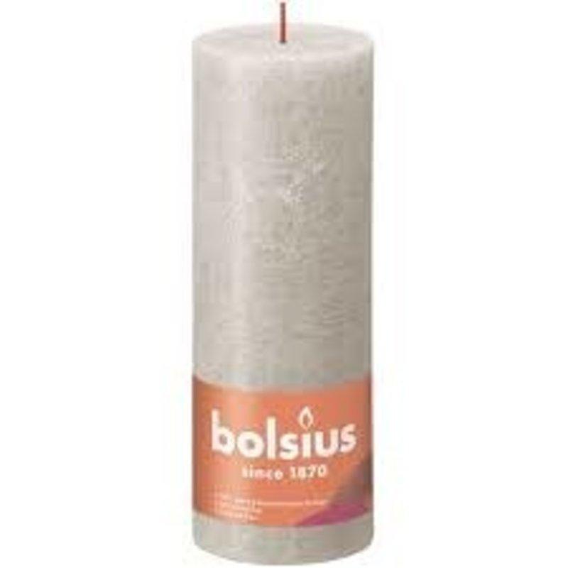 BOLSIUS RUSTIEK STOMPKAARS 190/68 SANDY GREY (4)