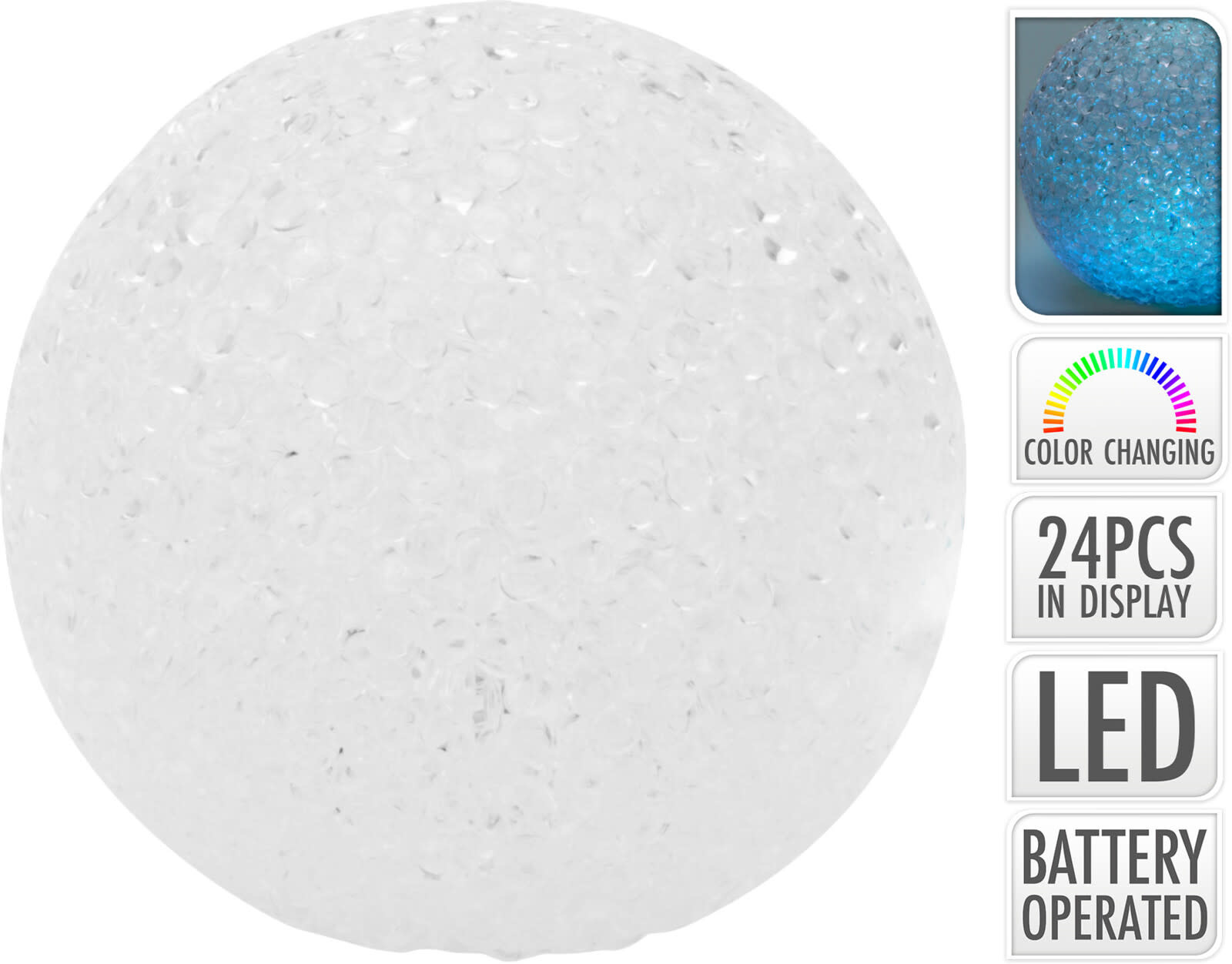 BAL 75MM COLOUR CHANGING LED-2