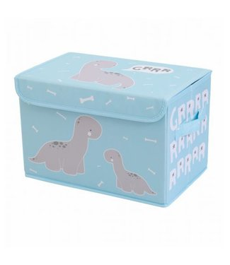A Little Lovely Company Pop-up storage box Brontosaurus