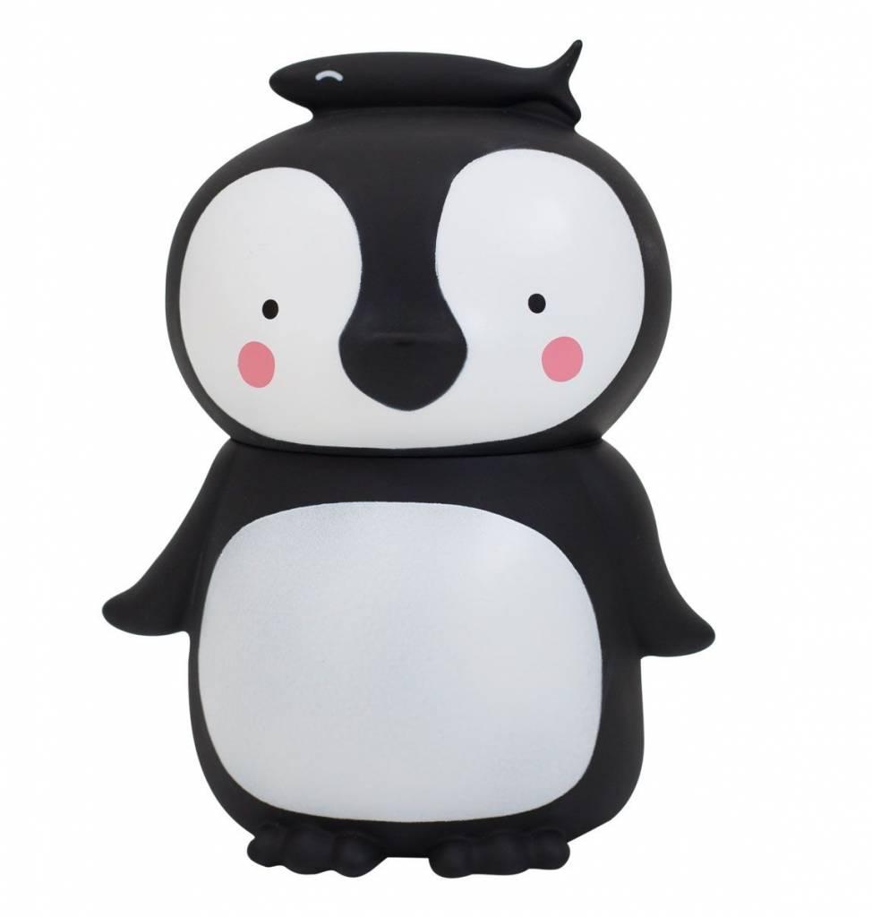 A Little Lovely Company Money box Penguin