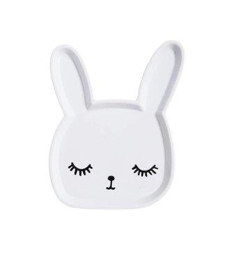 Van Pauline Plate Bunny