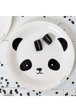 A Little Lovely Company Paper Plates Panda