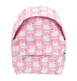 A Little Lovely Company Mini Backpack Swans