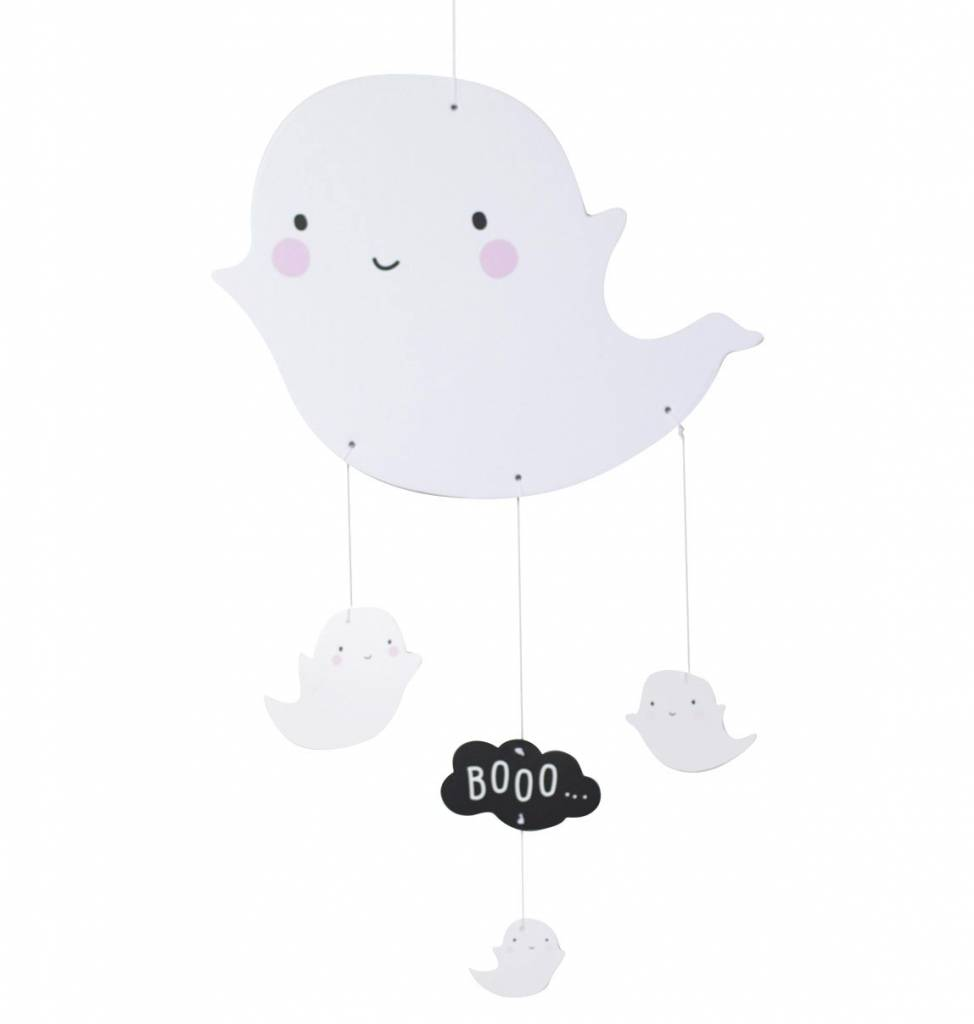 A Little Lovely Company Mobile Ghost