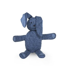 Jollein Bunny Knit Stonewashed Blue