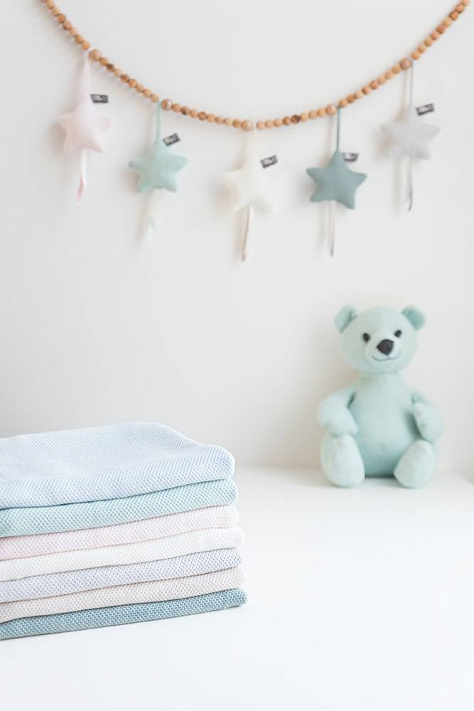 Baby's Only Classic Decoratiester Stonegreen