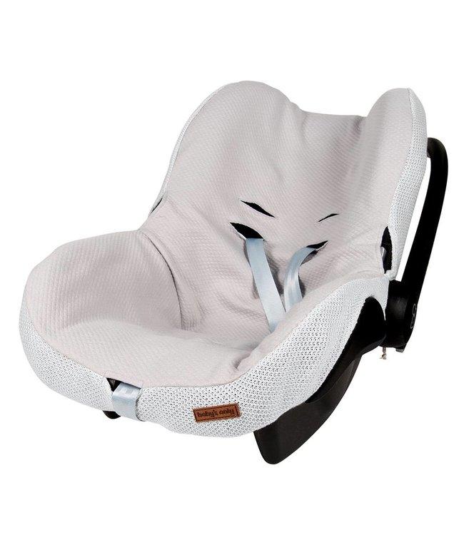 Baby's Only Classic Hoes Autostoel 0+ Zilvergrijs