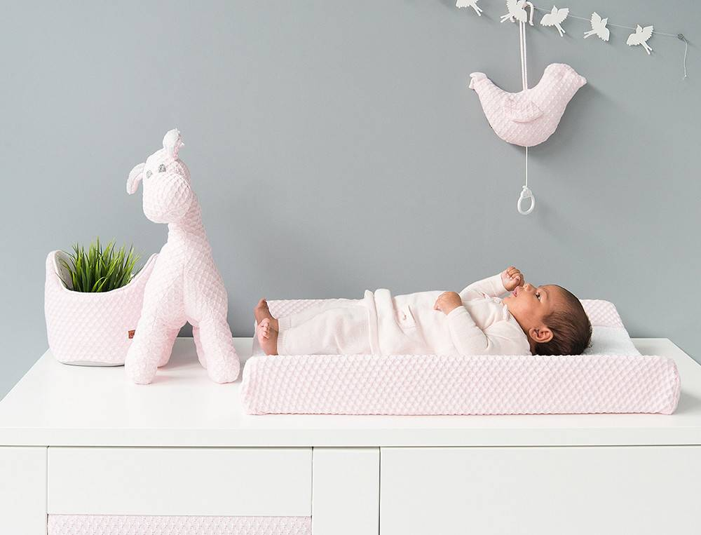 Baby's Only Sun Commodemandje Classic Roze/Baby Roze