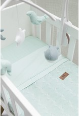 Baby's Only Musical Mobile Stonegreen/Mint/Wit