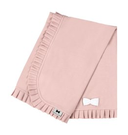 House Of Jamie Blanket Powder Pink 100x90cm