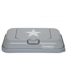 Funkybox Funkybox Go Grijs Ster