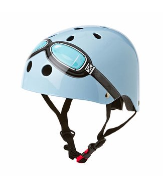 Kiddi Moto Helm Blue Goggle