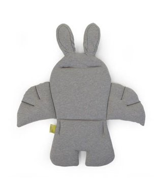 Childhome Rabbit Stoelkussen Jersey Grey