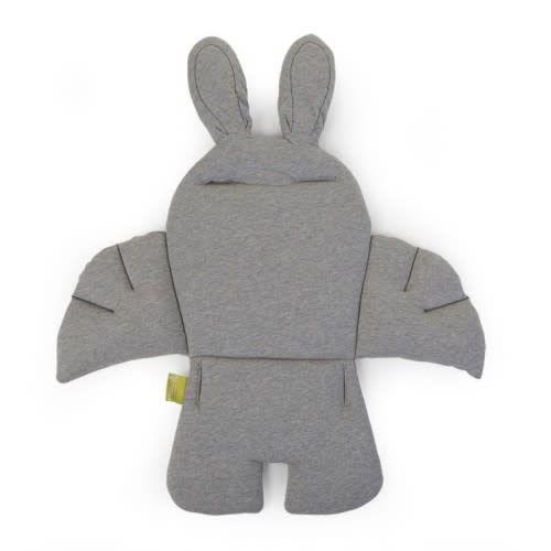 Childhome Rabbit Stoelkussen Jersey Grey