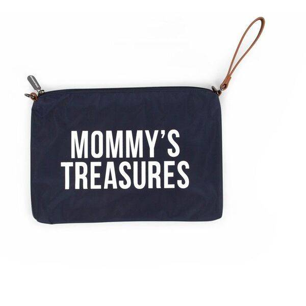 Childhome Mommy Clutch Navy