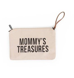 Childhome Mommy Clutch Off White