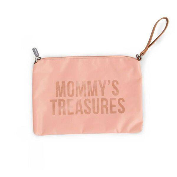 Childhome Mommy Clutch Pink