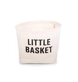 Childhome Childhome Katoenen Kleine Mand Little Basket