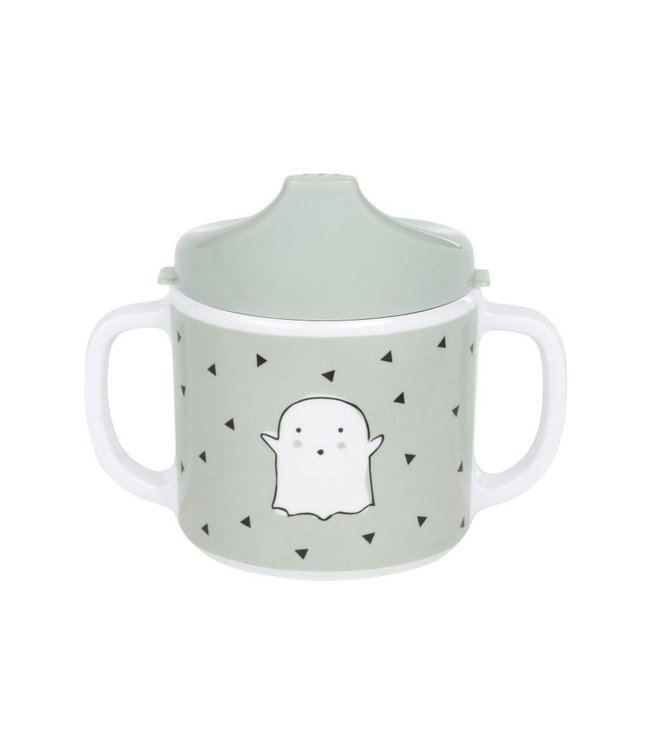 Lassig Lassig Dish Cup Little Spookies Olive