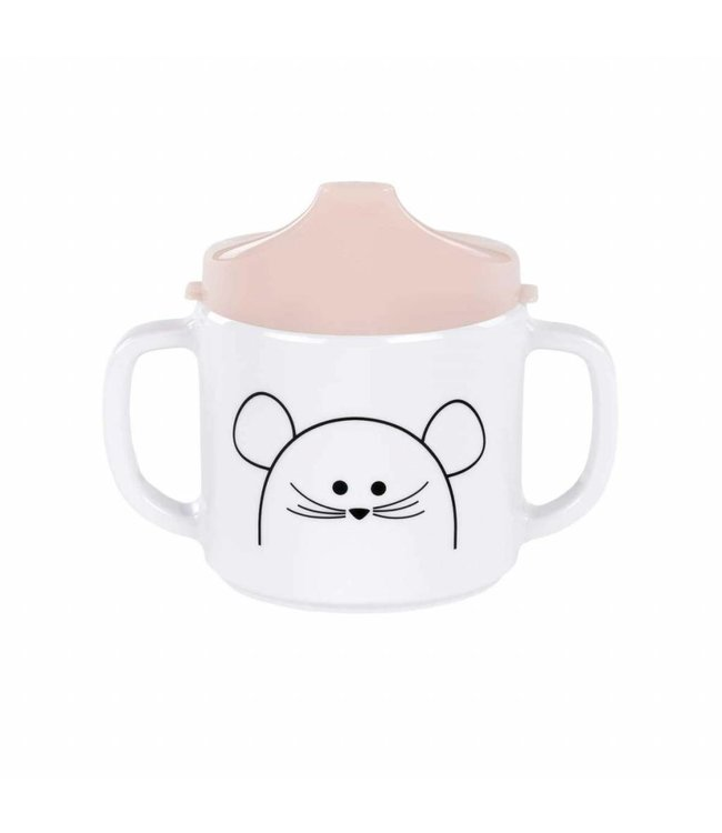 Lassig Dish Cup Little Chums Mouse