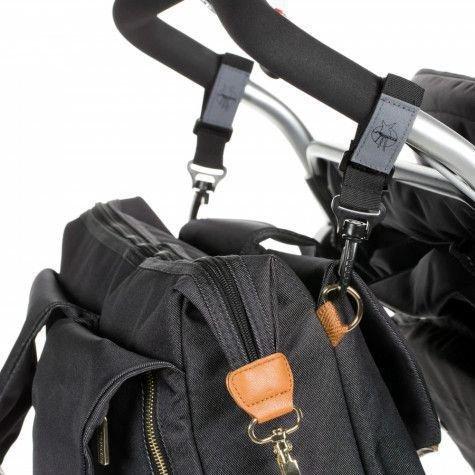Lassig Greenlabel Neckline Bag Denim Black