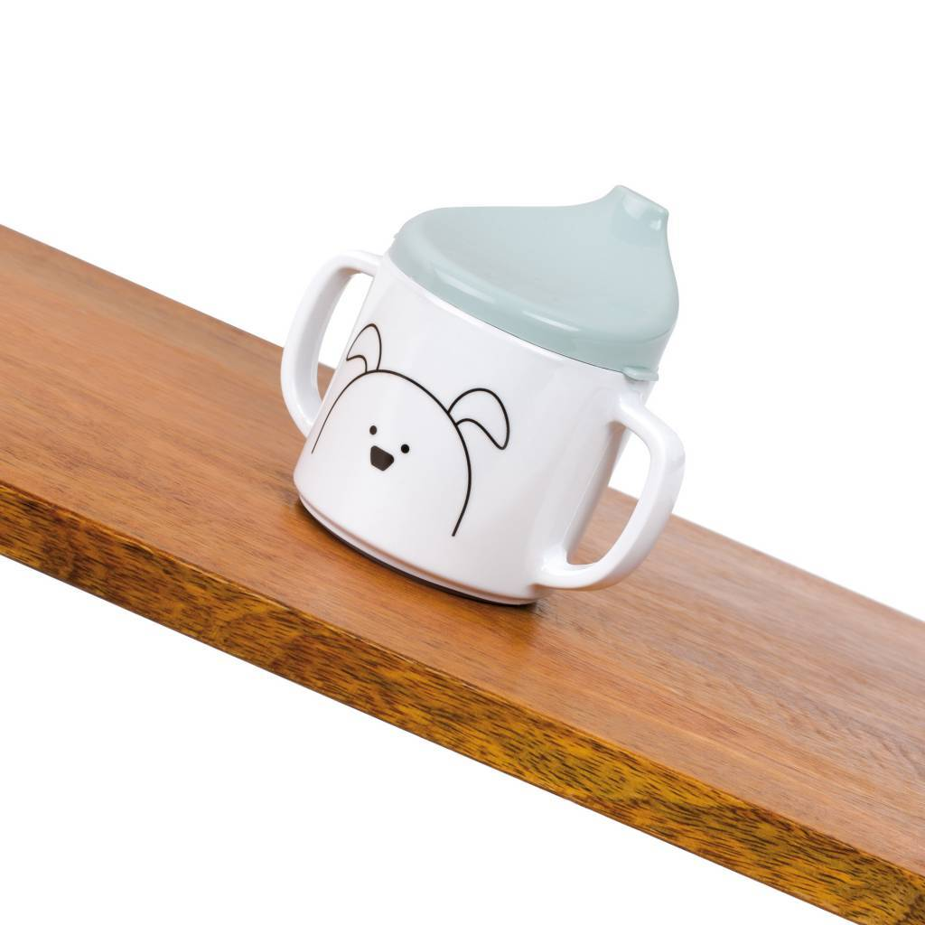 Lassig Dish Cup Little Chums Dog
