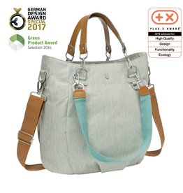 Lassig Green Label Mix & Match Bag Light Grey