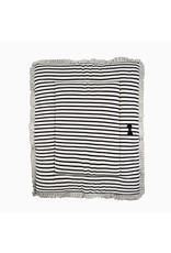 House Of Jamie Boxkleed Omkeerbaar Breton + Black & Stone 75x95cm