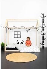 Plumplum Dekbedovertrek Juniorbed Panda