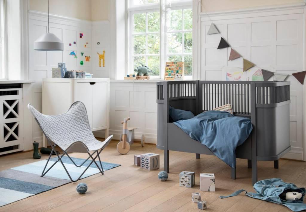 Sebra Sebra Butterfly Chair Grey