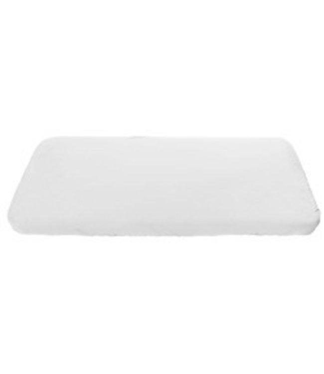 Sebra Kili Jersey Sheet Baby White 70x120cm