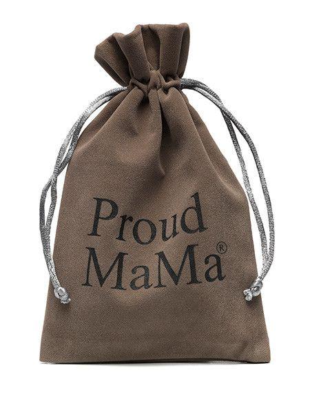 Proud Mama Babybel Gemstone Agaat