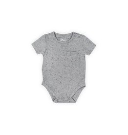 Jollein Romper Speckled Grey