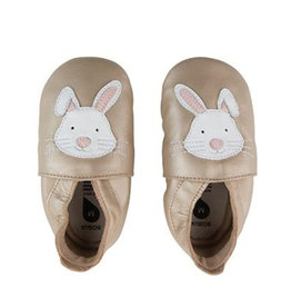 Bobux Soft Soles Rabbit Gold