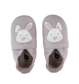 Bobux Soft Soles Rabbit Lilac