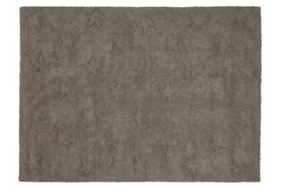 Lorena Canals Mat Little StarTaupe 120 x 160 cm