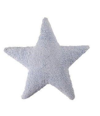 Lorena Canals Cushion Star Blue