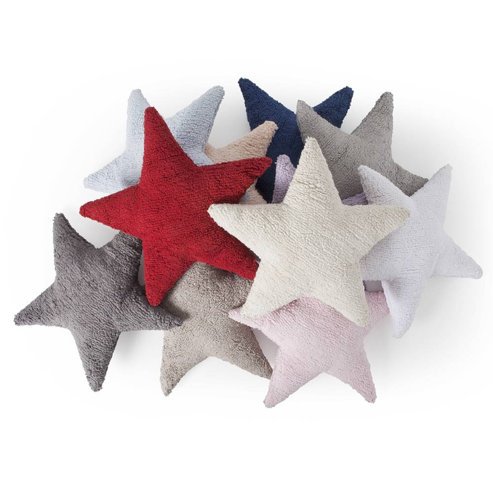Lorena Canals Cushion Star White
