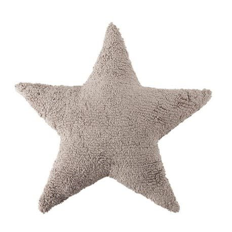Lorena Canals Cushion Star Taupe