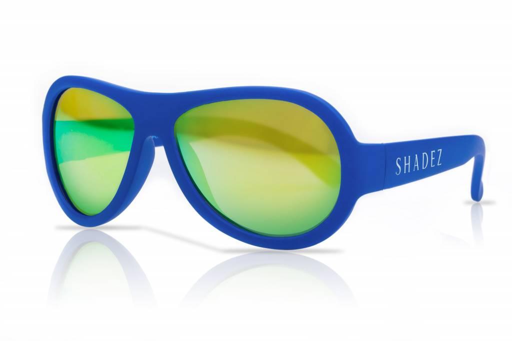 Shadez Shadez Zonnebril Blauw