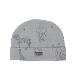 Jollein Muts Safari Grey 6-12M