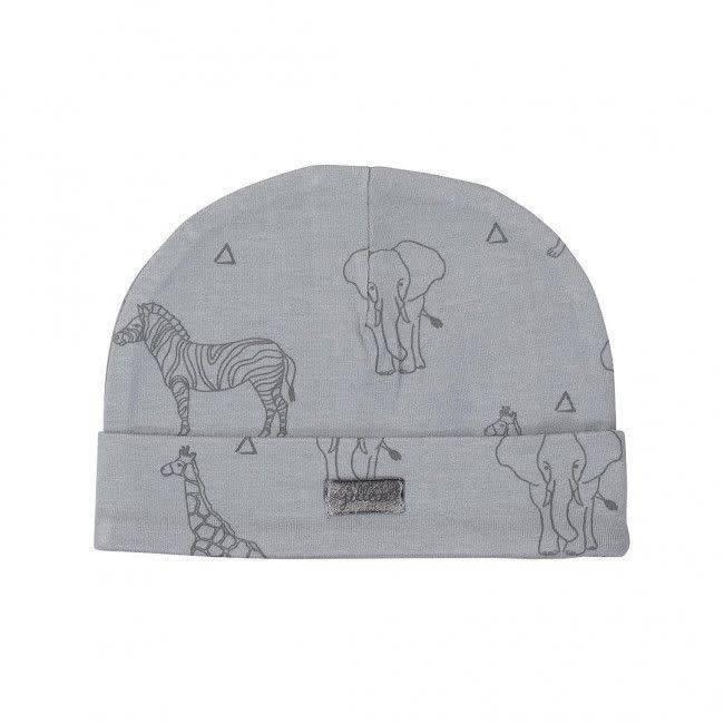 Jollein Muts Safari Grey 6-12M