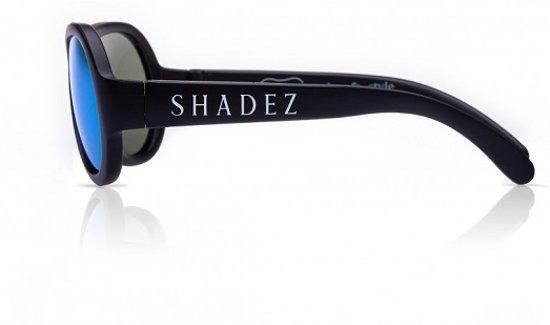 Shadez Shadez Zonnebril Black