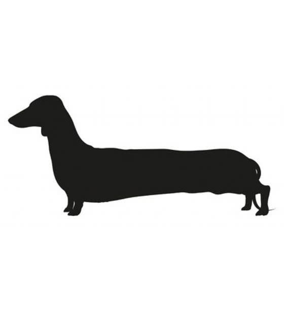 Kek Amsterdam Muursticker Long Dog Larry